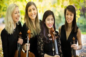 all-female-string-quartet
