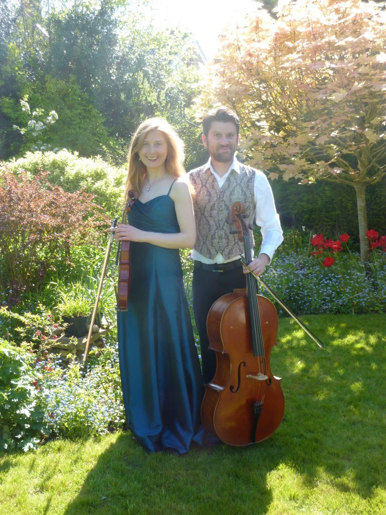 The Mozarts Violin Cello Duo