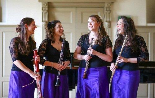 The London Woodwind Quartet/Quintet Ensemble