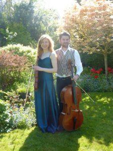The Mozarts Violin Cello Duo